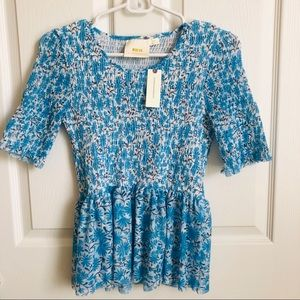 New with tags Anthropologie Maeve shirt
